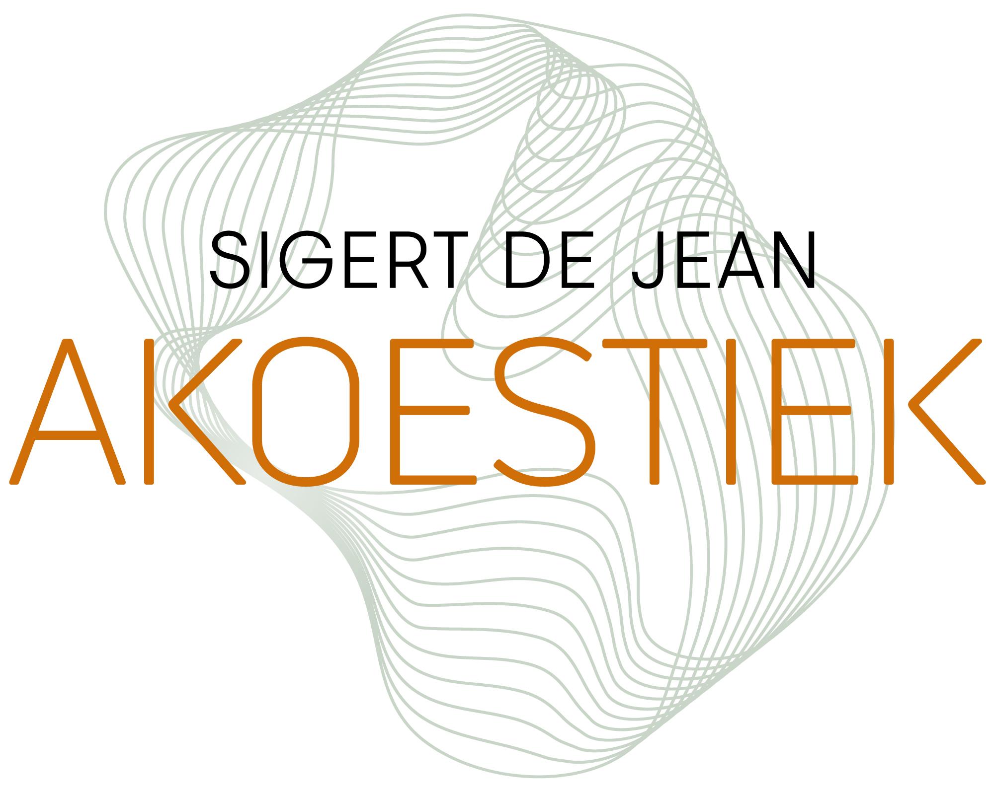 Sigert De Jean | akoestiek